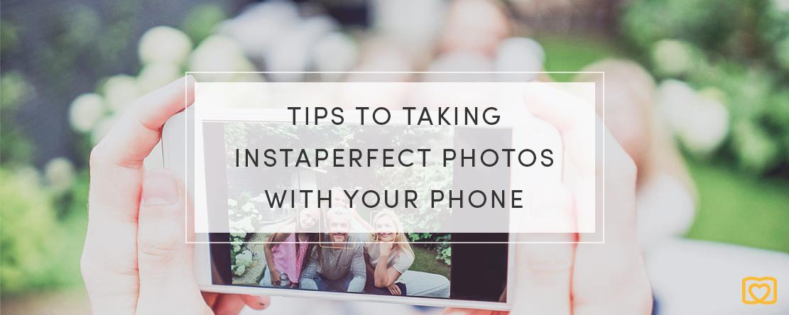 Tips to taking image