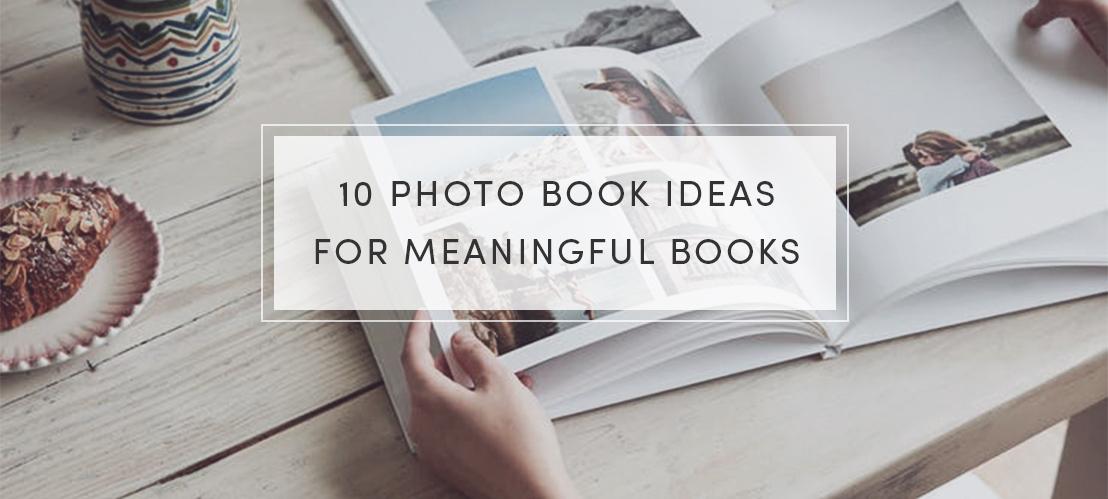 10 Photo book ideas image